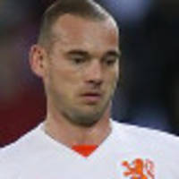 sneijder on target as dutch draw in sweden