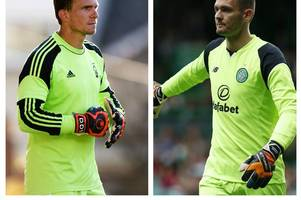 celtic icon pat bonner tips dorus de vries to hold onto no1 shirt against rangers and earn chance to become an instant idol