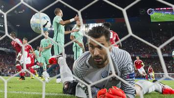 world cup 2018 qualifying round-up: switzerland beat portugal