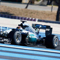 mercedes becomes latest team to test out 2017 pirelli tyres
