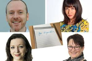 'cram everything in a bin bag in your datsun and drive through life like mr magoo': our writers pen letters to their 18-year-old selves