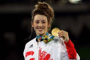 olympic star jade jones to receive special welcome home with open top bus tour