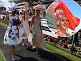 ladies soak up the last of the summer sun at the doncaster races