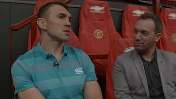 kevin sinfield talks nrl, leeds rhinos and his new rfl role