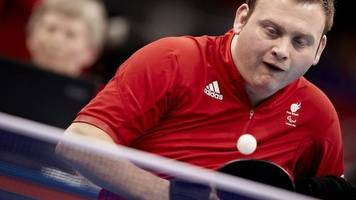 rio 2016 paralympics: welsh table tennis stars in action on day one