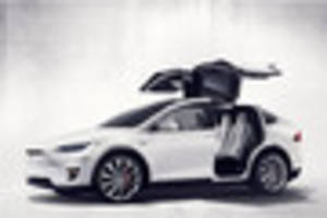 mikescialom published tesla model x launch due at gonville hotel