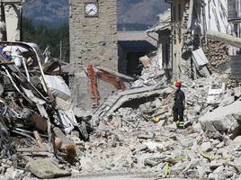 italy earthquake causes apennine mountains to grow by up to 4cm