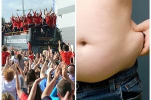 how the success of the welsh football team can help tackle childhood obesity