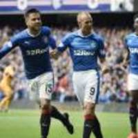 kenny miller confident rangers are on right track ahead of derby