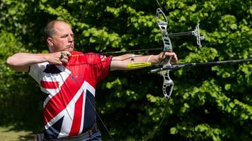 paralympics gb archer dave phillips' road to rio