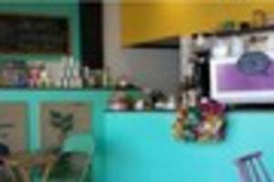 the colourful quirky coffee shop with the healthiest of foods -...