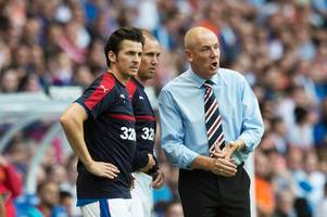 joey barton and kenny miller will have a huge impact against celtic says rangers legend lorenzo amoruso