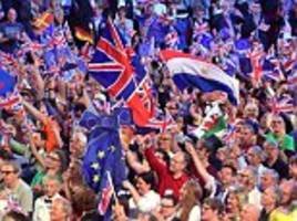 robert hardman: gloriously proms night remain stunt couldn't sour