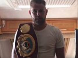 billy joe saunders calls out gennady golovkin claiming he saw 'faults and flaws' in champion's devastating performance against kell brook