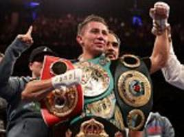 gennady golovkin: kell brook was easy, now time for billy joe saunders!
