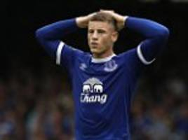 ross barkley must 'look at himself first' after england snub, says everton boss ronald koeman