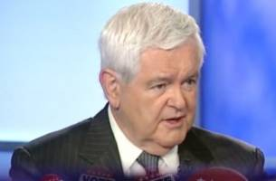 gingrich: 'i'm not comfortable or uncomfortable' with trump's putin praise