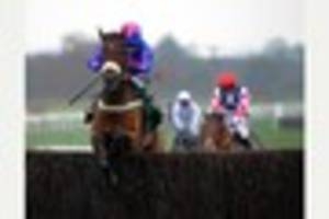 the £1million bonus cue card was unlucky not to win at the...