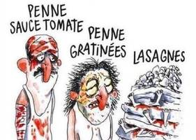 charlie hebdo sued by quake-hit amatrice over cartoon
