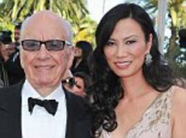 rupert murdoch was 'devastated by closeness between then-wife wendi deng and tony blair and couldn't sleep at night after his marriage collapsed'