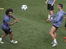 'cristiano ronaldo is no doubt the best player in the world': real madrid full-back marcelo throws his weight behind the portguese star