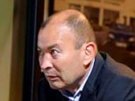 eddie jones to link up with team gb women's hockey coach ahead oftest against south africa