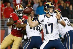 los angeles rams' 'monday night football' debut gets sacked in ratings