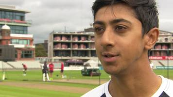 haseeb hameed: lancashire opener 'not afraid' of england call-up
