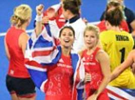 danny kerry is ready to ditch team gb's rio 2016 golden hockey girls as he looks forward to tokyo