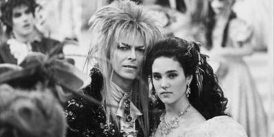 <i>labyrinth</i> book offers behind-the-scenes look at david bowie's role