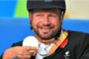rio paralympics: equestrian lee pearson takes another medal