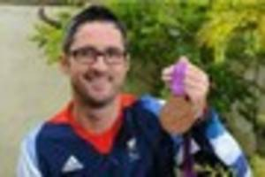 paralympics: disappointment for dawlish shooter james bevis as he...
