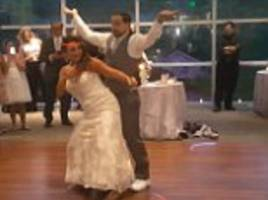 maryland newlywed couple performs hip hop-themed first dance in incredible video
