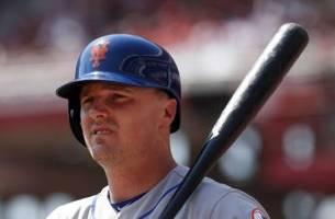new york mets: should they bench jay bruce