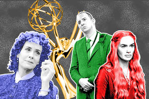 emmy predictions: will 'game of thrones' and 'veep' rule once again?