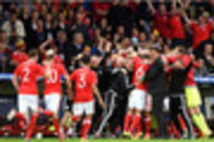 wales back in top 10 of fifa rankings - above spain, england and...