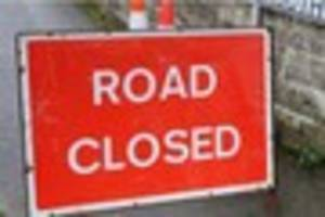 Clovelly ​Road  closed between Higher Clovelly and Woolsery due...