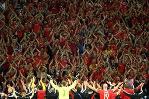 wales fans land uefa award for their 'outstanding contribution' to euro 2016