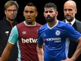 Chelsea vs Liverpool betting guide plus the rest of the Premier League tips and a 75/1 treble