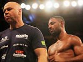 hot or not: kell brook's trainer made the right call but rangers caught in a storm