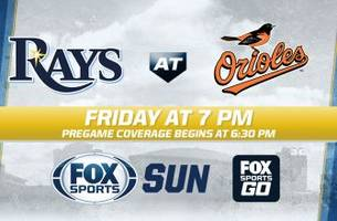 Tampa Bay Rays at Baltimore Orioles game preview