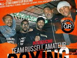olympic hero gary russell and family present 'all-star amateur boxing' in pg county