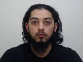 british isis 'fanatic' jailed for life over imam's hammer murder