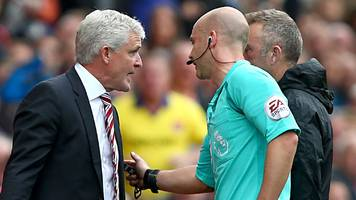 Mark Hughes: Stoke manager will not contest Football Association charge