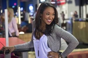the flash star candice patton: i almost quit acting, now i'm working on dream job