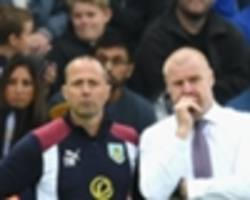 dyche laments 'four minutes of madness' in leicester defeat