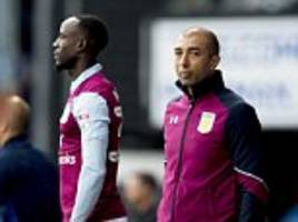 championship review: aston villa held again as birmingham leave it late