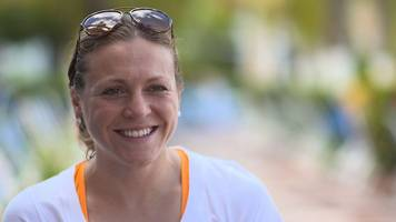 world triathlon series: vicky holland's mixed feelings over rio bronze medal