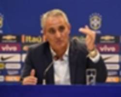tite: a new beginning for thiago silva with brazil