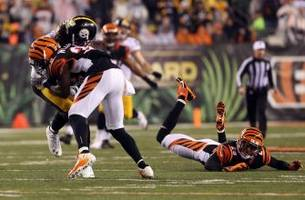 Bengals at Steelers: Crossing Enemy Lines with Kim Meyers of Still Curtain
